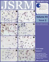 JSRM Vol.15; Iss.2