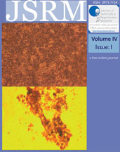 JSRM Vol 4. Issue 1