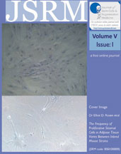 JSRM Vol 5. Issue 1